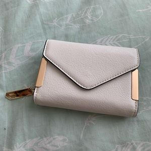 Call It Spring - White Trifold Wallet